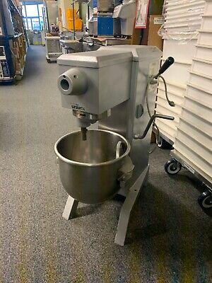 Univex M20 Used 20 Quart Dough Mixer Bakery Mixer Used