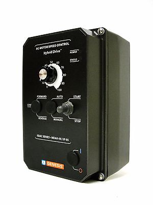 KB Electronics KBAC-24D AC motor control 9987 1HP 3.6A