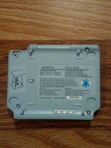 Sony CLIE PEGA-EB40 Extended Battery