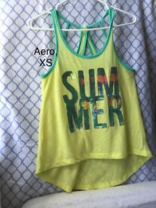 Aero xs summer clothes