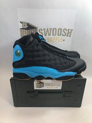 new styles 10bdc e021b Nike Air Jordan Retro 13 Chris Paul Hornets PE CP3 Blue SZ 10.5 823902-015