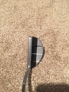 ODYSSEY WORKS PUTTER #9 MINT !!!  With Headcover!GOLF