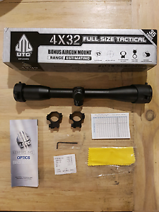 UTG 4X32 SCOPE with rings Sorell Sorell Area Preview