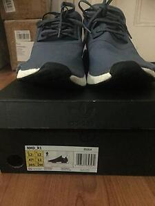 Adidas NMD R1 Blue Tech Ink US 12.5 Annandale Leichhardt Area Preview