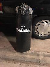 Spalding boxing bag Bundamba Ipswich City Preview