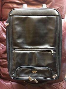 Samsonite Leather Laptop Case