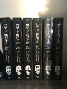 Death Note (full series, Black Edition)
