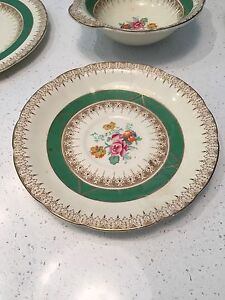 Alfred Meakin  England Royal Marigold Mavis pattern antique Beulah Park Burnside Area Preview