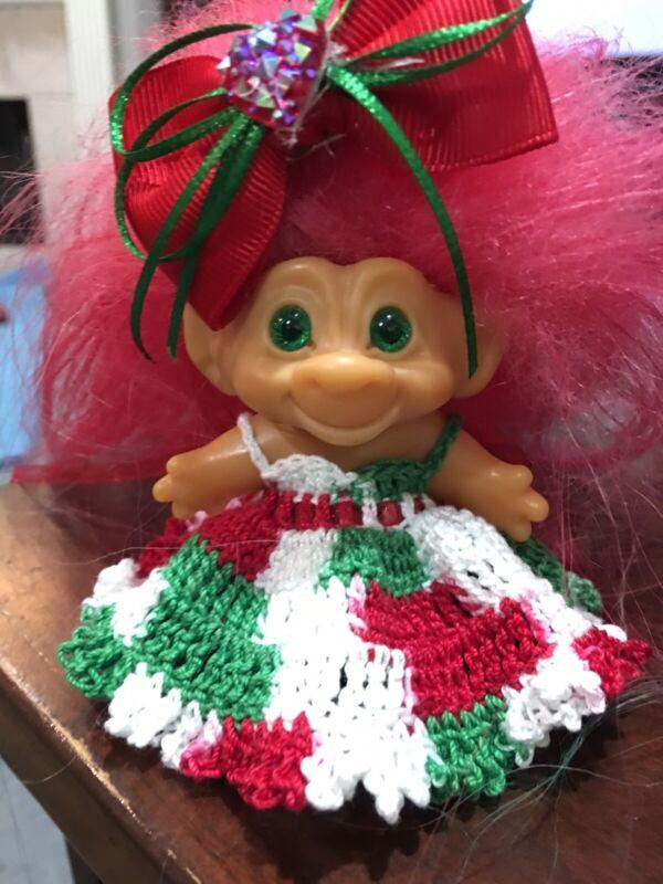 Vintage Troll Doll