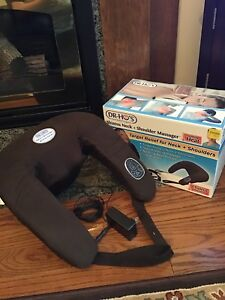 Brand New Dr. Ho Shoulder and Neck Massager with Heat