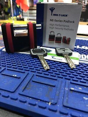 Mul-t-lock Padlock Ng10sb Mt5