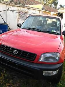 TOYOTA RAV4 1999 Newport Hobsons Bay Area Preview