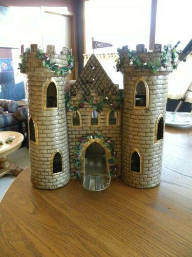 Yankee Candle Candleland Castle House