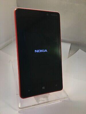Nokia Lumia 820 Black& Red Unlocked Network Smartphone  na sprzedaż  Wysyłka do Poland