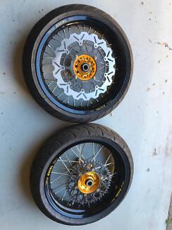 Motard wheels excel talon suit RMZ450******2013 RMZ 250******2013