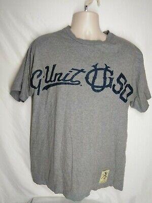 Vintage G Unit 50 Cent Baseball Bat Black T Shirt Men's XL Official Distressed