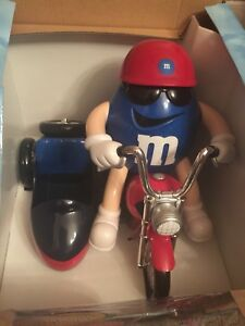 M&M's Motorcycle Candy Dispenser