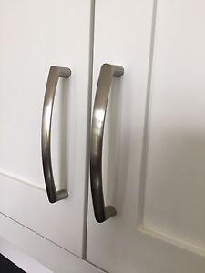 Richelieu Chrome Cabinet Handles