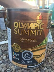 Olympic Summit Stain and Sealant