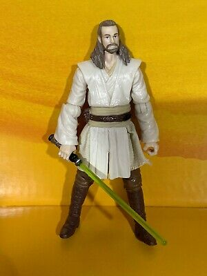Star Wars - 30th Anniversary Loose - Qui-Gon Jinn (Evolutions)