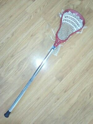 ONE YEAR REPLACEMENT WARRANTY BURD WOOD WORKS LACROSSE Hickory Defense-Pole