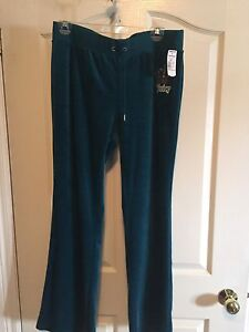 Brand new JUICY COUTURE Velour Sweats  London Ontario image 5