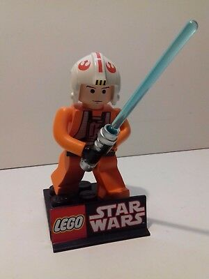 14 cm groß, LEGO ® Star Wars © Luke Skywalker, Maquette, GentleGiant , GGSW005 Star Wars-luke Skywalker Lego