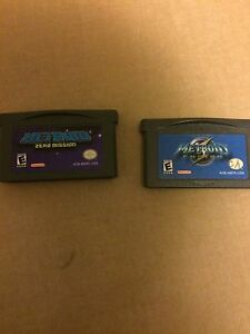 Metroid gba games