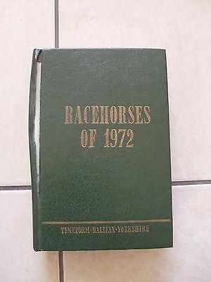 Racehorses of 1972 Timeform