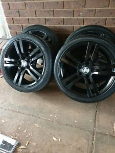 Ve ss wheels with tyres (pre ve)