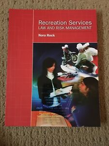 Recreation Services law and risk management