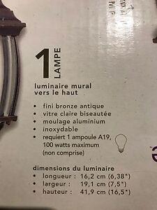 Lumière extérieure (2)