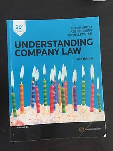 Understanding Company Law Rhodes Canada Bay Area Preview