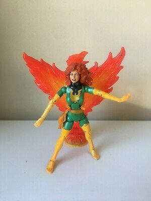 Marvel Legends Toybiz Series VII 7 Jean Grey Phoenix Action Figure (P)