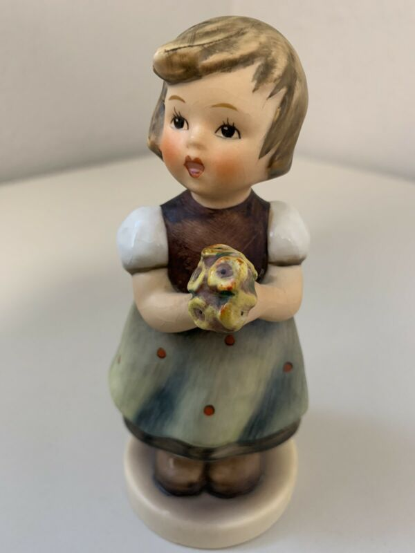 "Goebel Hummel #257 ""For Mother"" - TMK 3 Vintage 1963"