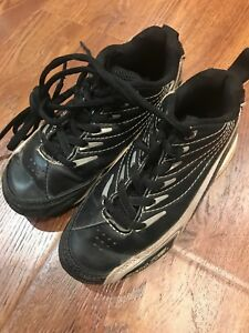 Size 12 baseball cleats age 4-5 T-Ball