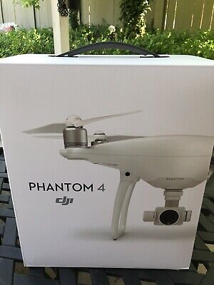 Brand New In Factory Sealed Box DJI Phantom 4 Drone