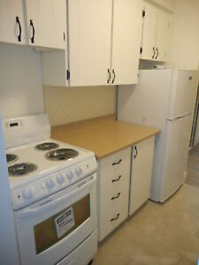 1 BDRM - Available NOW