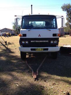 1983 Mitsubishi FM Truck Coolatai Gwydir Area Preview