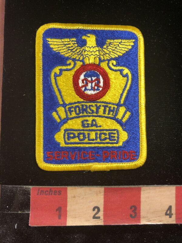 Forsyth Georgia Police Patch 76C