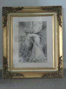 fairy gold framed picture Shellharbour Area Preview