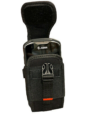 AGOZ Heavy Duty Rugged Belt Clip Loop Pouch Case Cover Holster for Zebra (Touch Zebra)