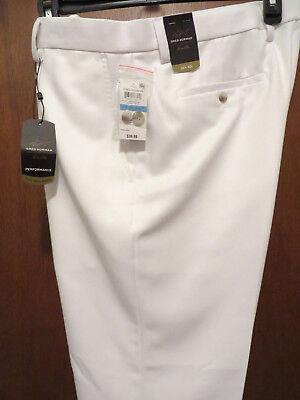 - Greg Norman Microfiber Golf Pants 36