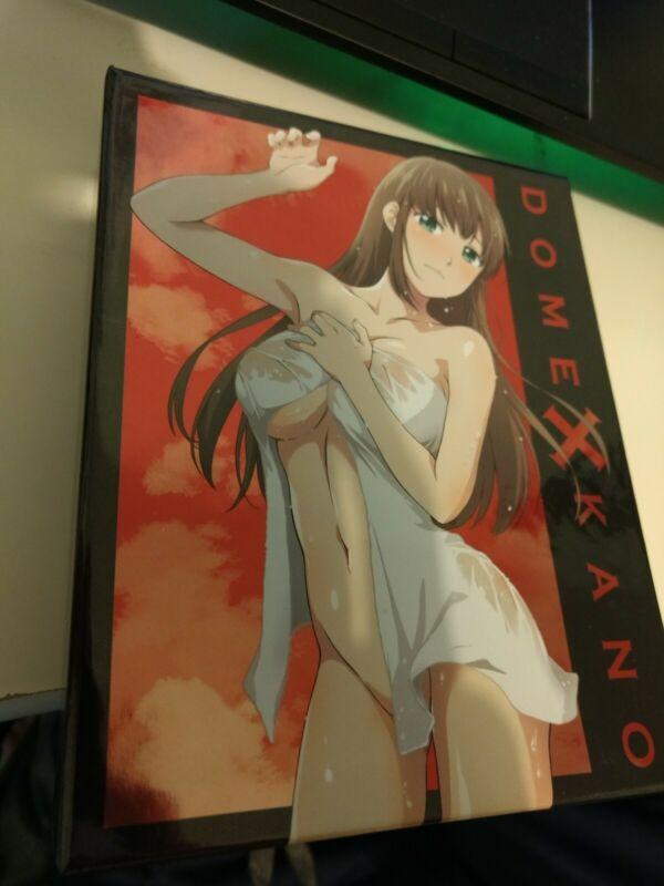 Domestic Girlfriend limited edition Blu-Ray