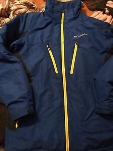 Men's Columbia Winter coat