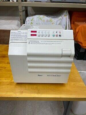 Ritter Midmark M11 Ultraclave Sterilizer