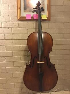 Hidersine 4/4 Vivente Cello
