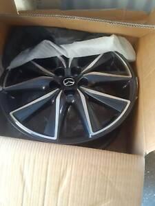 Mazda wheels CX5 CX7 CX9 new 19 inch