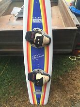 Wakeboard cwb plus single ski Fairney View Ipswich City Preview