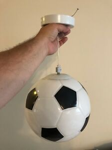 Soccer Ball ceiling light